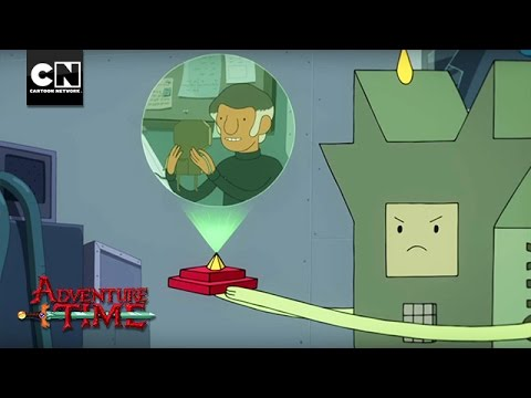 AMO Vs. BMO I Adventure Time I Cartoon Network