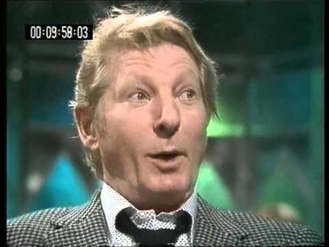 Danny Kaye - Russell Harty Plus - 1973