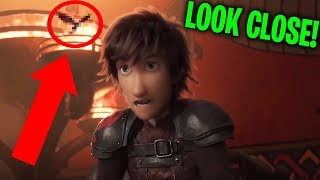 You Need To Take A Second Look At This Scene... *YOU WILL BE SHOCKED* (How To Train Your Dragon 3)