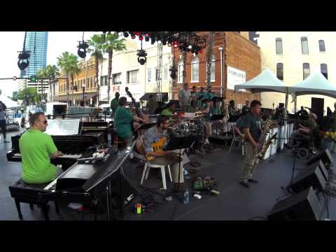 "Mica Bethea BigBand ""The Days of Wine and Roses"" 2015 Jax Jazz Fest"