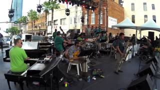 "The Mica Bethea BigBand ""The Days of Wine and Roses"" 2015 Jax Jazz Fest"