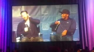 Salt Lake Comic Con 2015 FULL Chris Evans panel