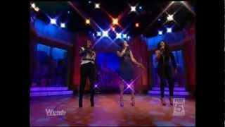 "SWV performs ""CoSign"" & ""Anything"" LIVE on The Wendy Willams Show (2012)"