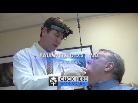 Dr. Paul Metz, D.D.S., M. D. Oral Surgeon - Houston, TX