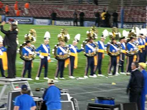 UCLA Band Fight Song - Nov. 8, 2008