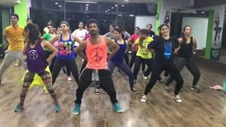 Dil Chiz Tujhe Dedi   Bollywood Dance Fitness Choreography   Chetan Agarwal