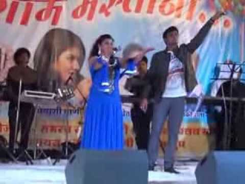 kishore night ye shaam mastani 2013 khandwa part 2