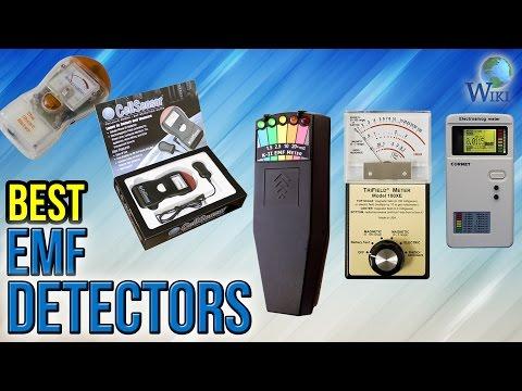 7 Best EMF Detectors 2017