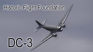 Historic Flight Foundation - PanAm Douglas DC-3