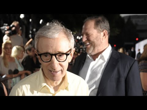 Woody Allen forced to clarify comments about 'sad' Harvey Weinstein