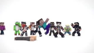 Repeat youtube video EVERYBODY DO THE FLOP [Minecraft YouTuber Version] 10 minutes