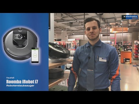 """melectronics:-""""technik-einfach-erklärt""""-–-irobot-roboterstaubsauger-roomba-606"""