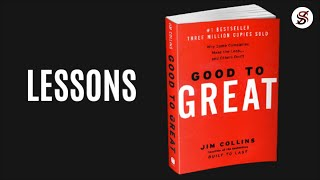 Скачать Good To Great 5 Most Important Lessons Jim Collins AudioBook Summary