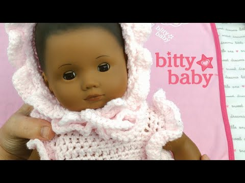 American Girl Bitty Baby And Bitty Twins Doll Collection
