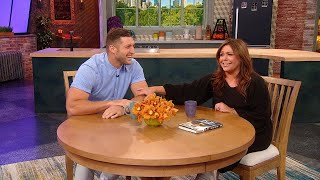 Tim Tebow tells Rach he'd rather watch football than baseball!
