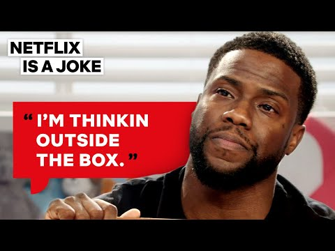 """Kevin Hart's Guide To Black History: Henry """"Box"""" Brown 