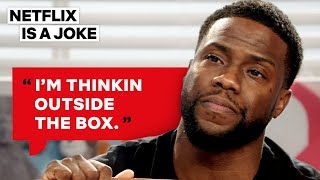 "Kevin Hart's Guide To Black History: Henry ""Box"" Brown 