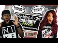 Download PARENTAL ADVISORY WARNING: REACTING TO MY OLD SAVAGE VIDEOS WITH WIFEY!  - MAV3RIQ Fam Reacts Ep.8