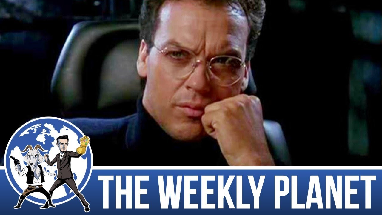 Michael Keaton Back As Batman - The Weekly Planet Podcast