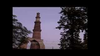 Qutub Minar up close