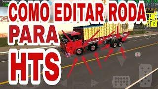 COMO EDITAR RODA HTS??? aprenda a fazer roda speed line!!!