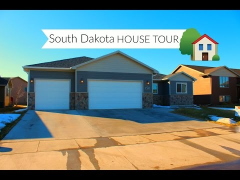 WHAT 350K CAN BUY YOU IN SOUTH DAKOTA |HOUSE TOUR|