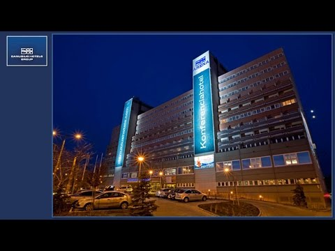 Danubius Hotel Arena - Hotel in Budapest - Hungary, Ungarn - A Varázssíp