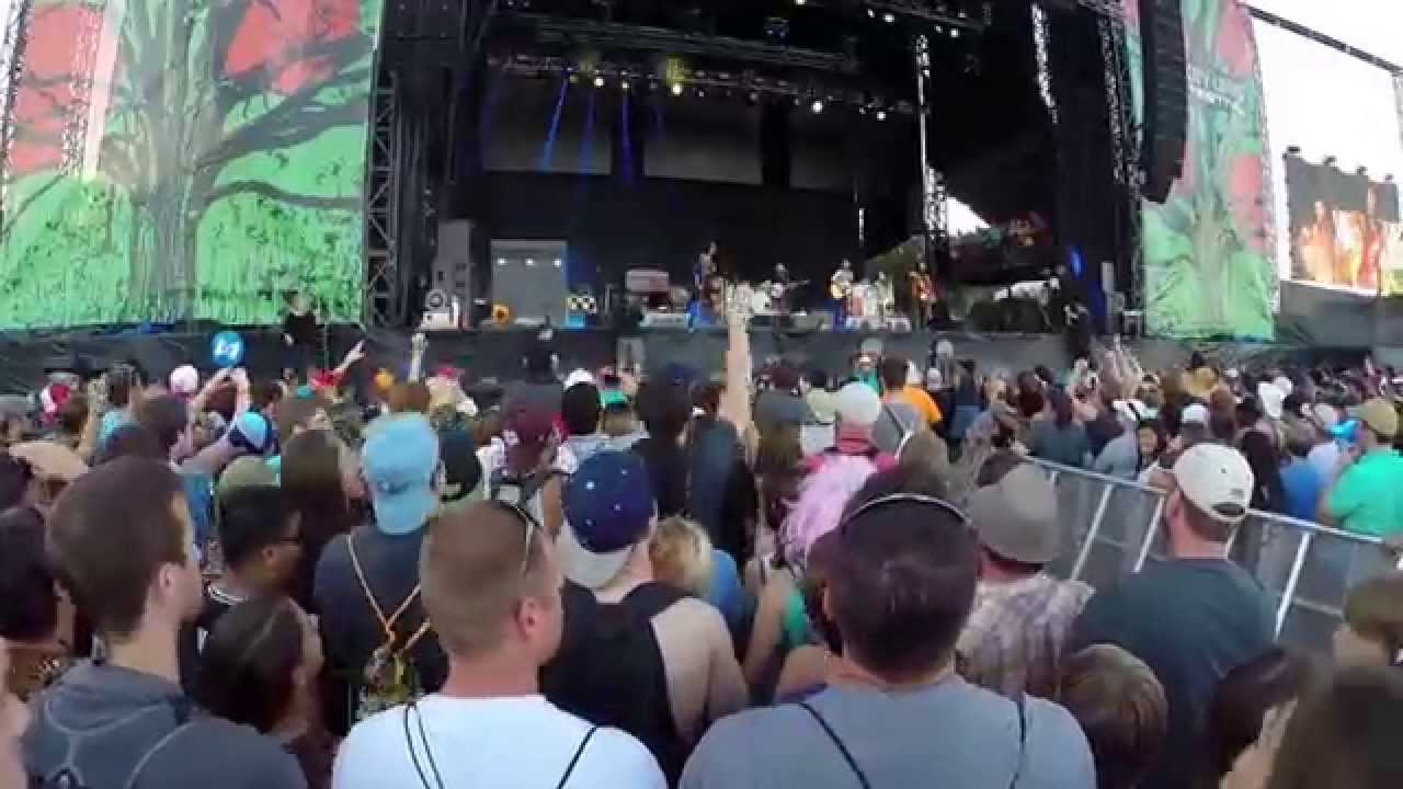 Live The Avett Brothers Laundry Room Acl 2014 Youtube