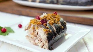 Скумбрия с рисом - Рецепты от Со Вкусом