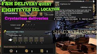 Ff14 shadowbringers collectables unlock quest