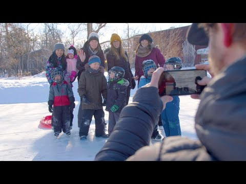 Your Family Will Love Winnipeg This Winter!