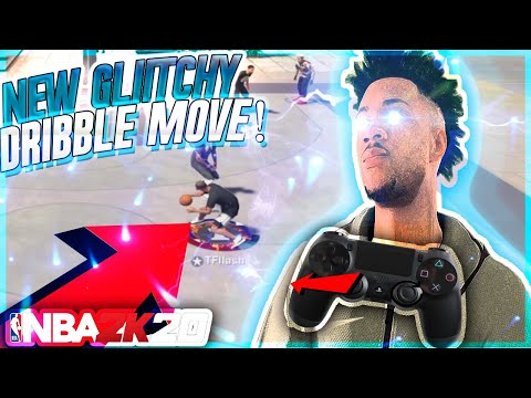 NBA 2K20 NEW ADVANCED DRIBBLE MOVE TUTORIAL! HOW TO BE A DRIBBLE GOD IN 2K20! BEST MOVES AFTER PATCH thumbnail