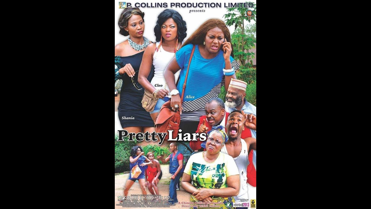 Download Pretty Liars 1 - 2014 Latest Nollywood Movies