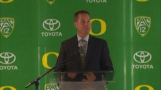 New Oregon Baseball HC Mark Wasikowski has 'championship' standard for Ducks