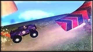 Monster Truck Hero Game
