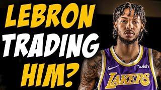 SOURCE: Lakers Trying To Trade Brandon Ingram