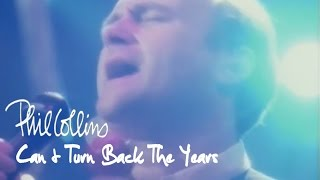 Смотреть клип Phil Collins - Can't Turn Back The Years