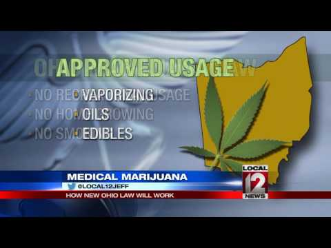 How new Ohio medical marijuana bill will work