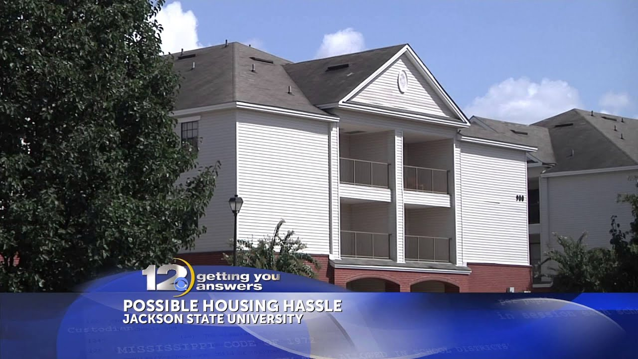Jsu Expands Housing For Incoming Students Youtube