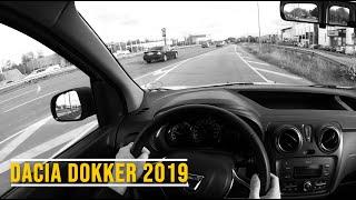 Dacia Dokker 2019 POV Test Drive in 4K