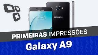 Separamos as melhores ofertas do Galaxy A9 a vocês: shoptime - http...