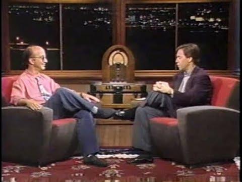 Paul Shaffer on Bob Costas, ABC In Concert, August 1993