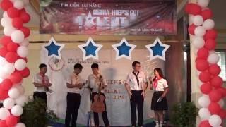 Nghia-Hiep's Got Talent 2016-Tiết mục Mashup -Trình diễn : Huy-Tân-Quân_Nghĩa 2 và 3