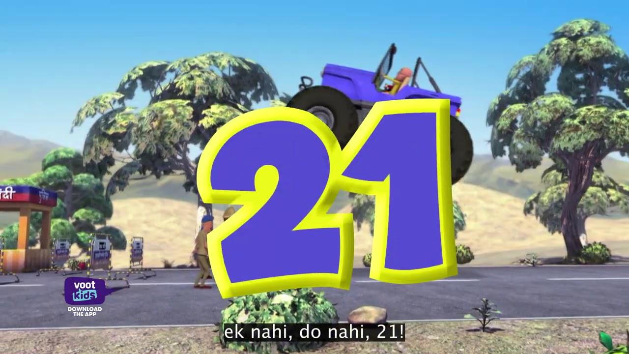 Watch 21 MOTU PATLU movies only on Voot Kids