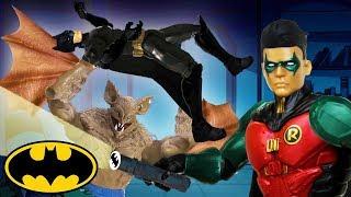 Lights Out | Batman Missions: Stop-Motion Adventures | DC Kids