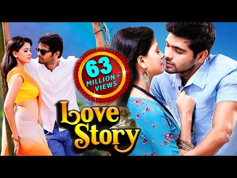 LOVE STORY (2017) South Indian Hindi...