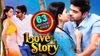 LOVE STORY (2020) South Indian Hindi Dubbed Romantic Action Movies | Aditya