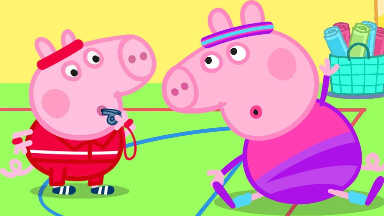 Peppa Pig Official Channel 🏆 Bing Bong Champion | Peppa Pig's Adventure