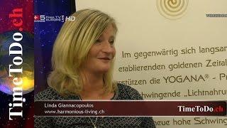 Yogana Gold- und Naturkosmetik, TimeToDo.ch 03.11.2016