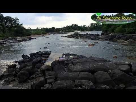 Isadou Tour Boven Suriname